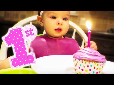 Laura's 1st BIRTHDAY SPECIAL!