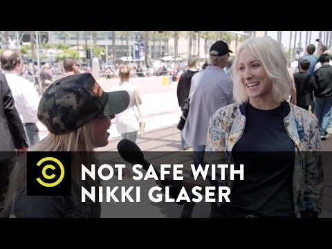 Not Safe with Nikki Glaser - Nikki Attends a Trump Rally