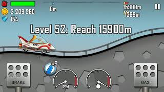 Gambar cover Hill Climb Racing #68: Highway, The Rocket, 1102m, 1080p 60 fps
