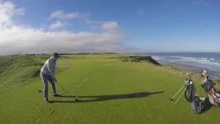 Bandon Dunes Golf Trip 2017