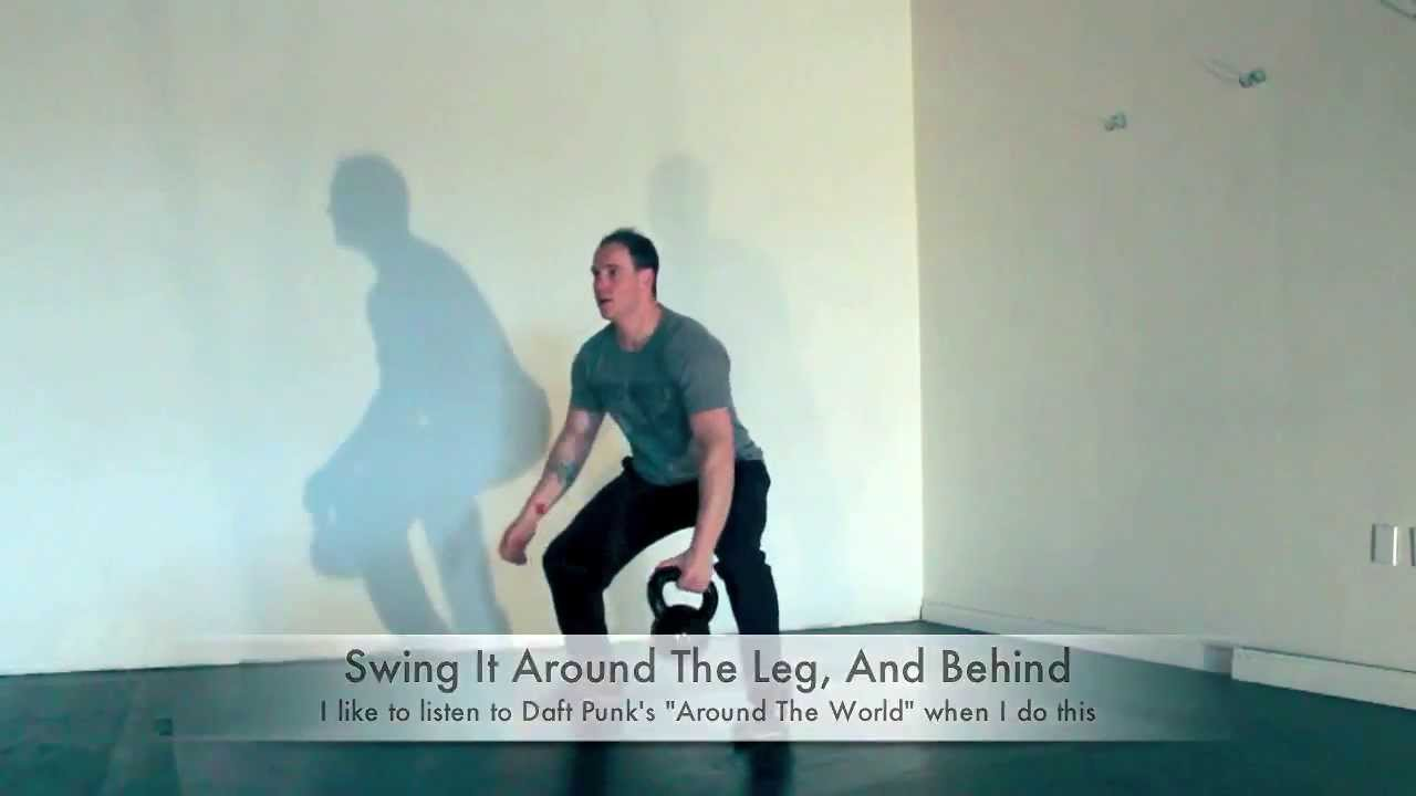 how to make a kettlebell