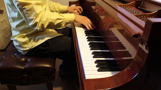 Through the Fire and Flames - Piano cover WITH SOLOs - With SHEET MUSIC- John Yang