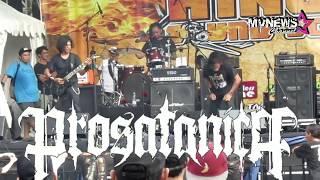 PROSATANICA Live at HINGAR SOUND SCREAM 2020