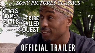 Beats, Rhymes & Life: The Travels of A Tribe Called Quest | Official Trailer HD (2011)