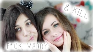 ♡ F*ck, Marry & Kill Challenge ♡ Thumbnail