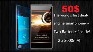 Gfive Gpower 1 СУПЕР БЮДЖЕТНИК ЗА 50$ с 2 батареями