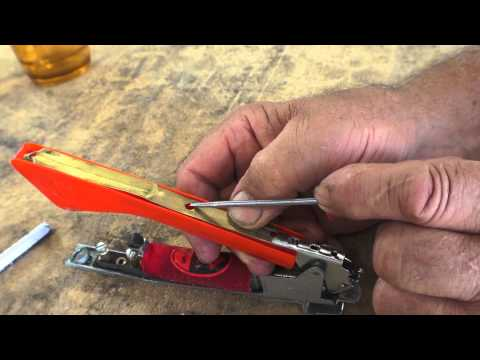 Classic VW BuGs How to Make your Semaphores BLINK FLASH Directional Beetle Turn Signal!