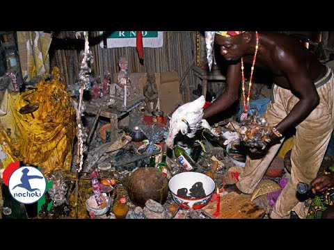 Top 10 Countries African That Practice Witchcraft