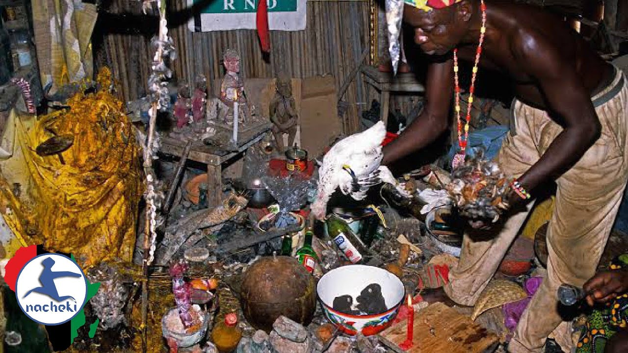 Download Top 10 Countries African That Practice Witchcraft