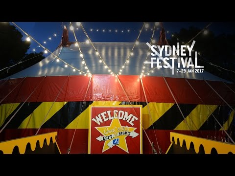 Circus City: Sydney Festival 2017