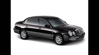 3.5 ve 3.8 motor Kia Opirus 2003-2006 gorunus/salon