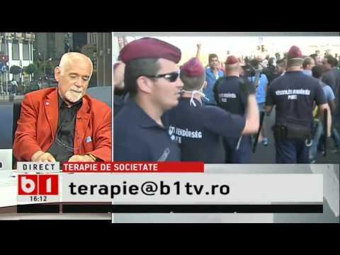 TERAPIE DE SOCIETATE CU ILIE MARINESCU: CUM PUTEM COMBATE VIOLENTA IN SOCIETATE