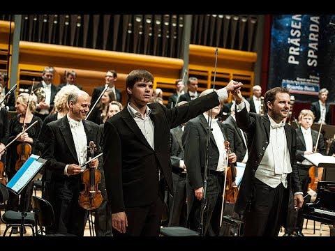 Alexander Sonderegger plays Sergei Rachmaninoff - Piano concerto No. 2 Op. 18 in c minor