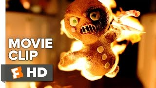 Video Krampus Movie CLIP - Gingerbread Men Attack (2015) - David Koechner, Adam Scott Movie HD download MP3, 3GP, MP4, WEBM, AVI, FLV Agustus 2018