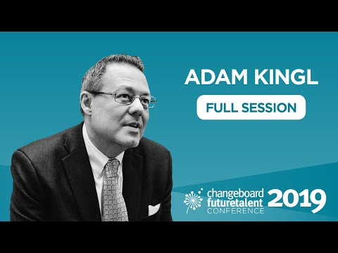 Future Talent Conference 2019: Adam Kingl