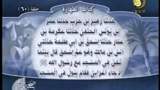 صحيح مسلم - باب النهي عن البول في الماء الراكد