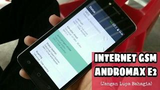 Cara Unlock 3G / H+ Andromax E2 (B16C2H) - Internet GSM Andromax E2