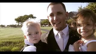 H + J Wedding Trailer