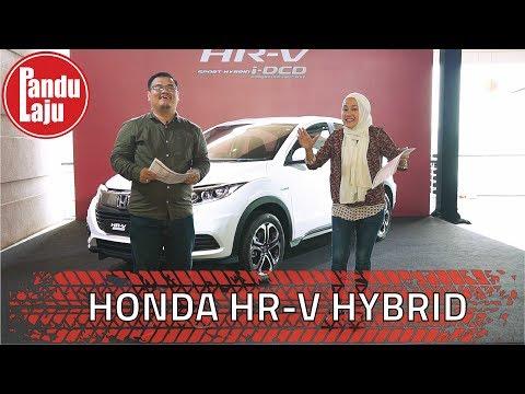 Honda HR-V Hybrid RM120,800, Boleh Ke Nak Cabar Mazda CX-3 & Toyota C-HR?