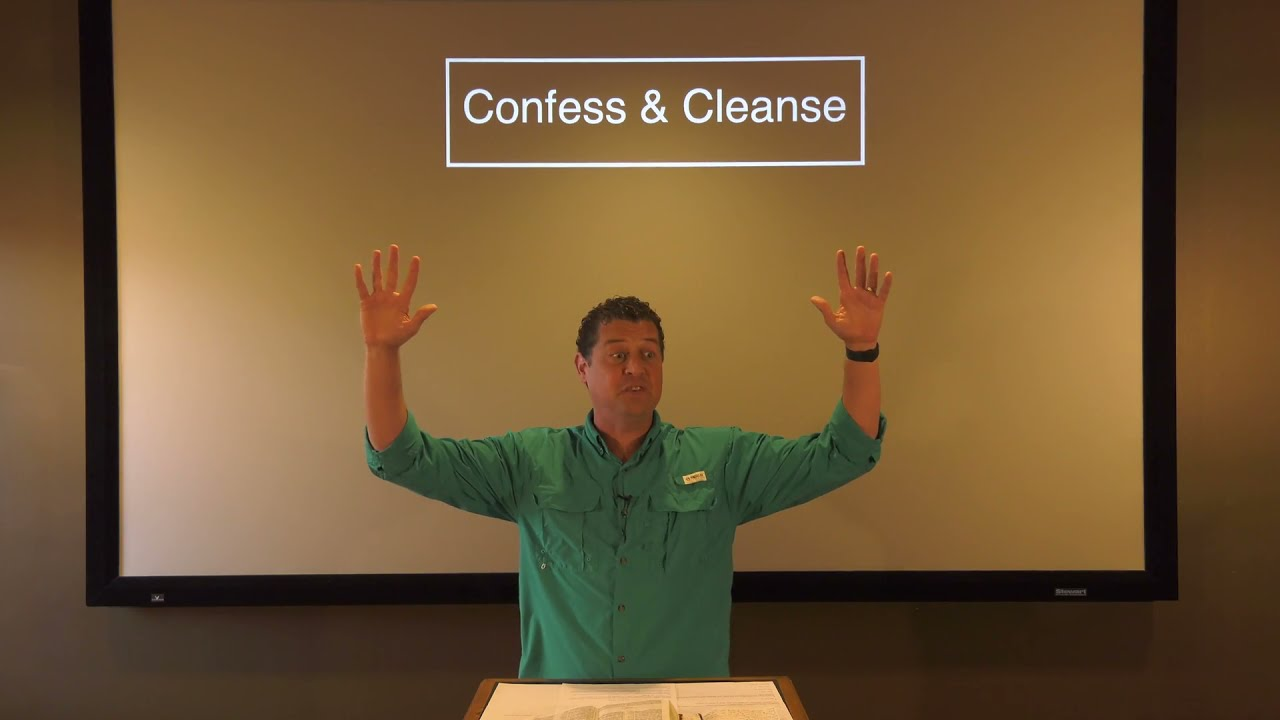 First John - #6: Confess and Cleanse