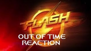 THE FLASH - 1X15 OUT OF TIME REACTION