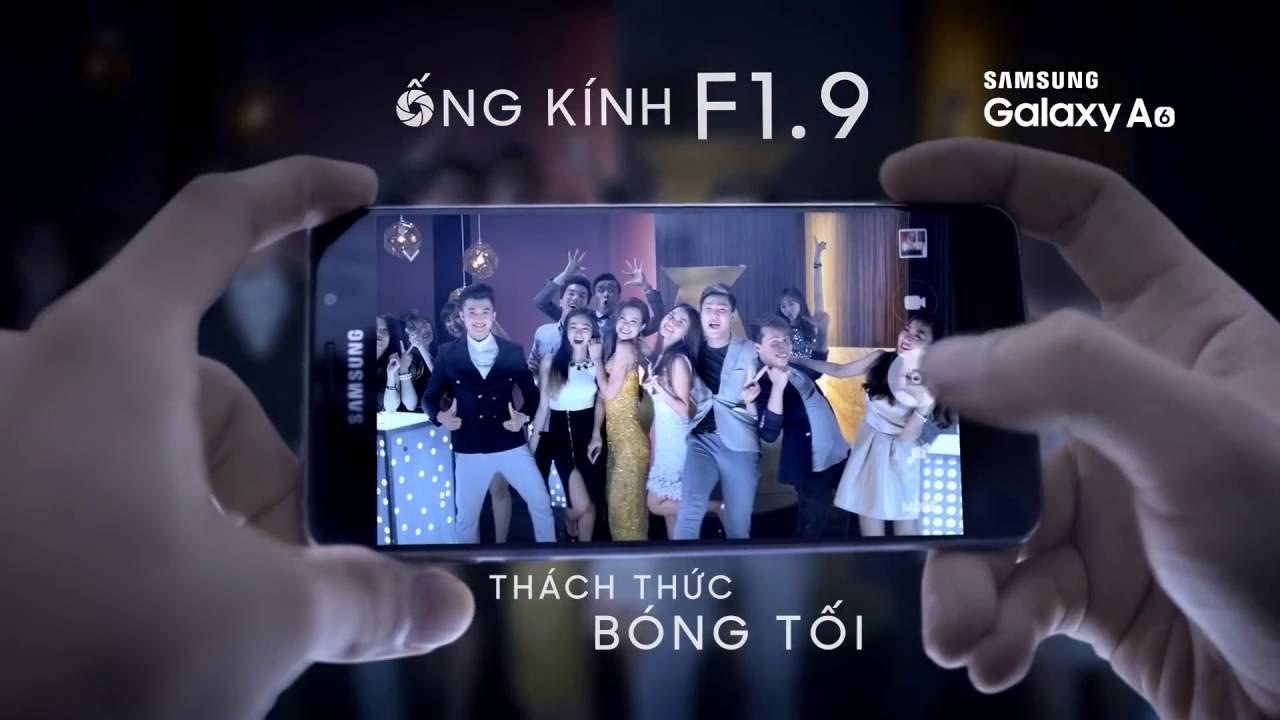 QUẢNG CÁO] SAMSUNG GALAXY A (2016) - ĐÔNG NHI, ÔNG CAO THẮNG (Version 2) -  YouTube
