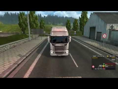 Euro Truck Simulator 2 - Episode 80 - Czech Republic Map Mod [CZ/SK Addon Map v2.0]
