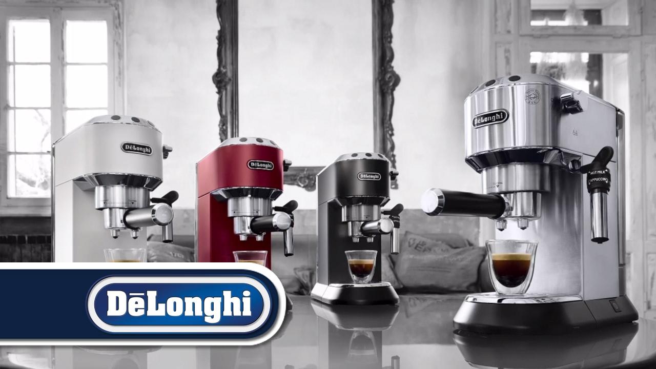 Delonghi Dedica Style Pump Espresso Machine