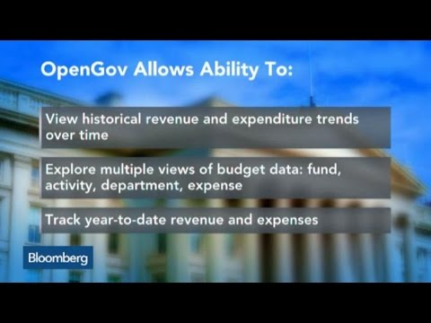 OpenGov: Making U.S. Government More Transparent