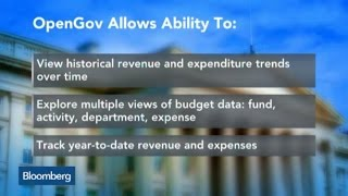 OpenGov: Making U.S. Government More Transparent