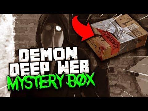 Insane $10,000 Deep Web Mystery Box Opening.. (scary)