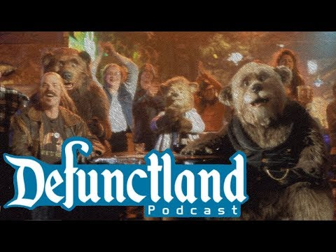 Defunctland Podcast Ep. 6: The Country Bears and Everything Else