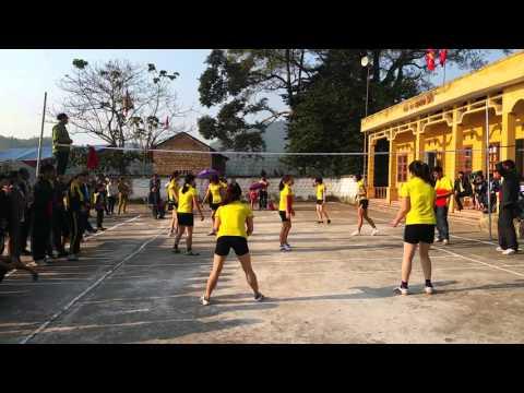 Giai nhat bong hoi nu Rung Dai  Tam Tien Yen The Bac Giang dau xuan 2016