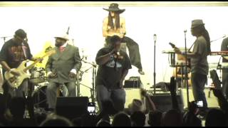 George Clinton & Parliament Funkadelic Not Just Knee Deep