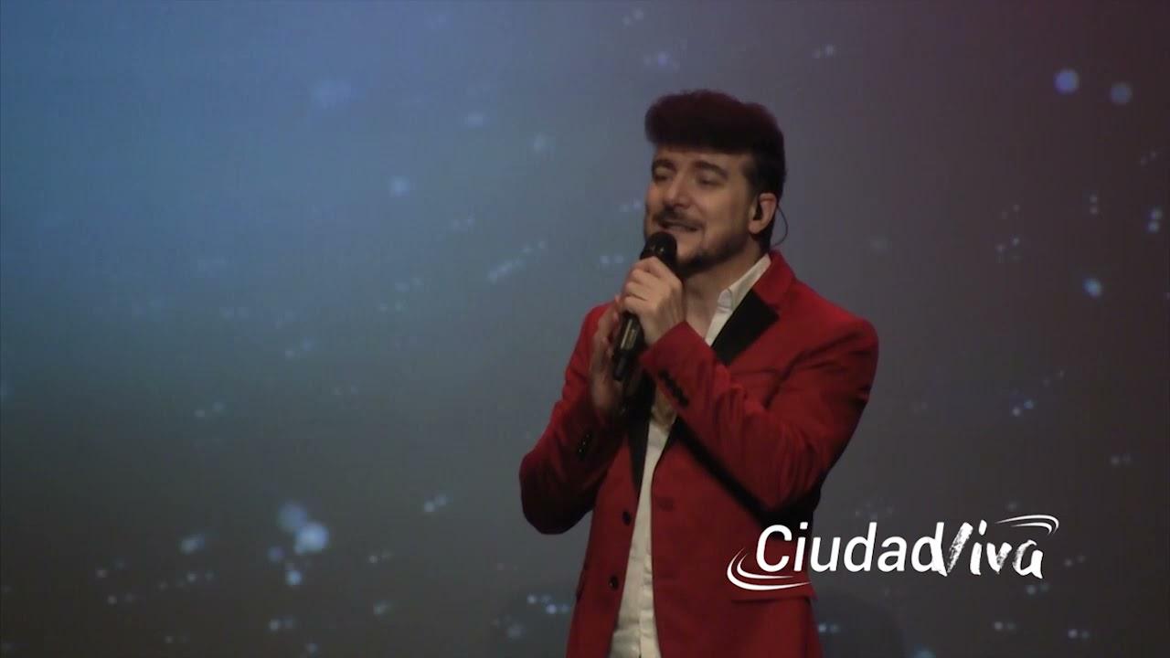 Raúl Santana, tributo a Camilo Sesto.