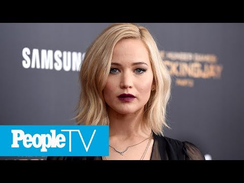 Jennifer Lawrence Had To Do 'Naked LineUp' & Was Told To Lose Weight Early In Her Career  PeopleTV