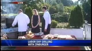 My Fox 5 Atlanta And Zinburger Wine & Burger Bar