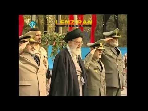 Leader of Islamic Republic Ayatollah Khamenei visit Imam Ali Military Academy