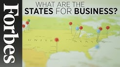 Best States For Business (2016) | Forbes