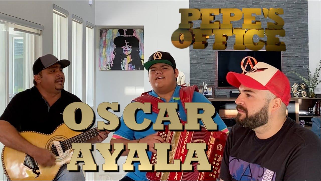 """OSCAR AYALA SIGUIENDO EL LEGADO DE SU FAMILIA """"AYALA"""" - Pepe's Home Office"""