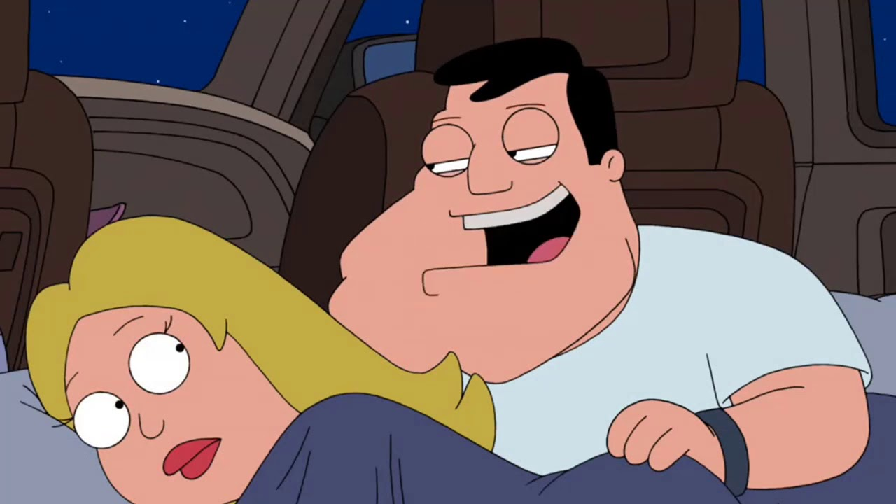 American Dad - Stan and Francine try to live on minimum wage [3/5] S8E5