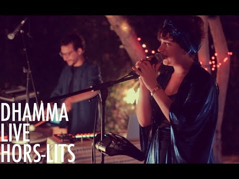 DHAMMA - Old moon (Live @ HORS LITS Tunis)