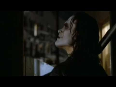 The Cure - Burn (The Crow) HD