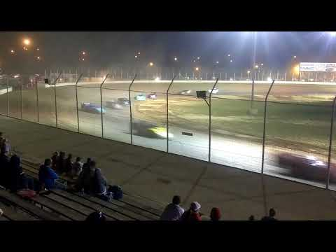 Limited late models feature race at portsmouth raceway park 8/26/17