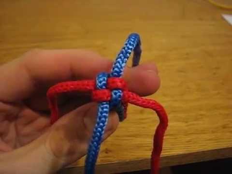 Плетение квадратного скубиду