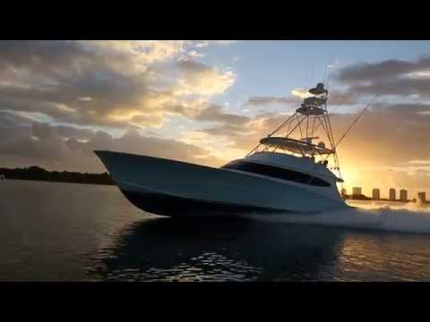 Bayliss Hull 18 77' Clean Sweep Virtual Tour Video