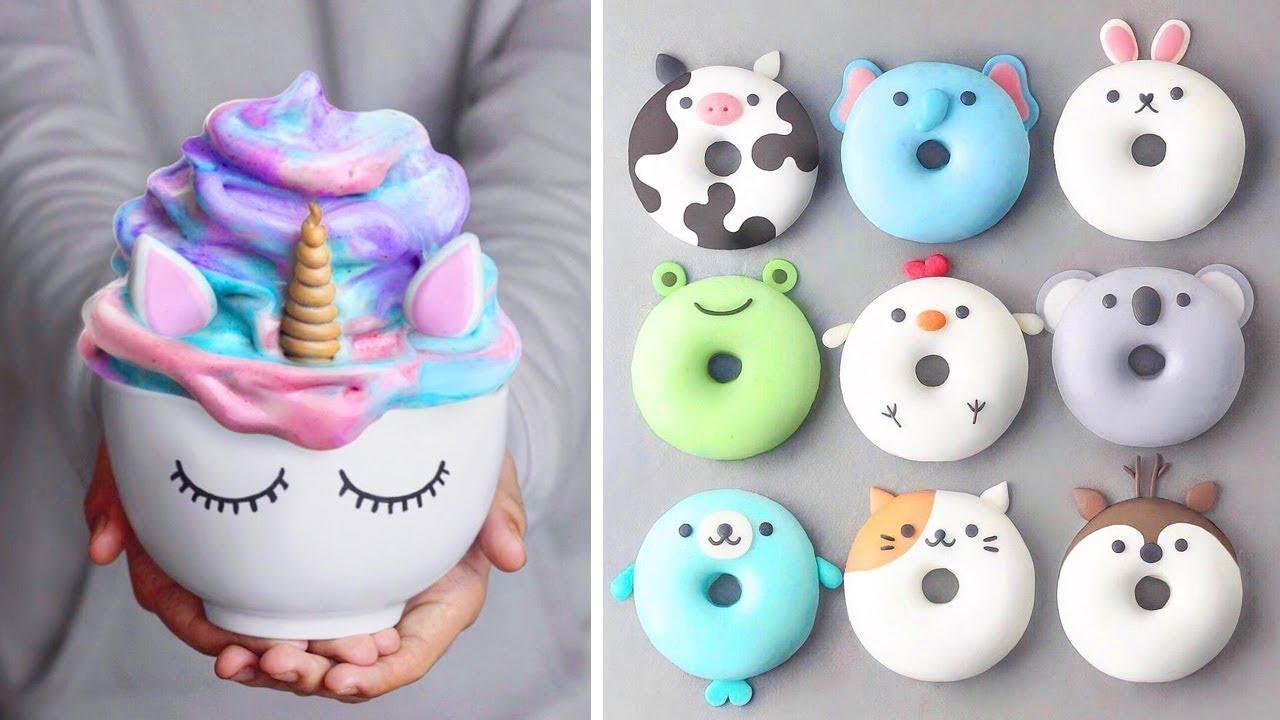 Easy Oreo & Kitkat Cake Decorating Tricks | DIY Chocolate ...  |Simple Decorating Tricks