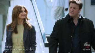 "Промо Касл 8 сезон 8 серия ""Mr. & Mrs. Castle"""