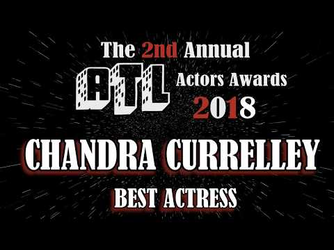 ATL ACTORS AWARDS 2018  Honoree-CHANDRA CURRELLEY