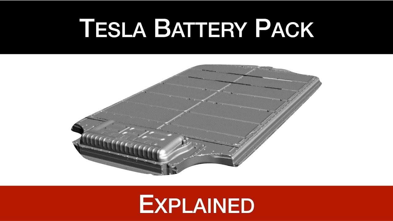 tesla 39 s battery tech explained part 3 the pack youtube. Black Bedroom Furniture Sets. Home Design Ideas
